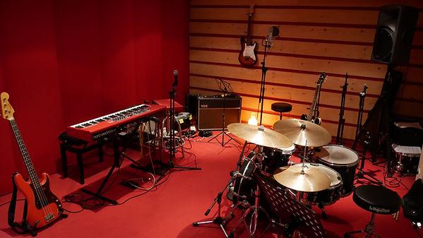 Studio d'enregistrement voix et multi instruments