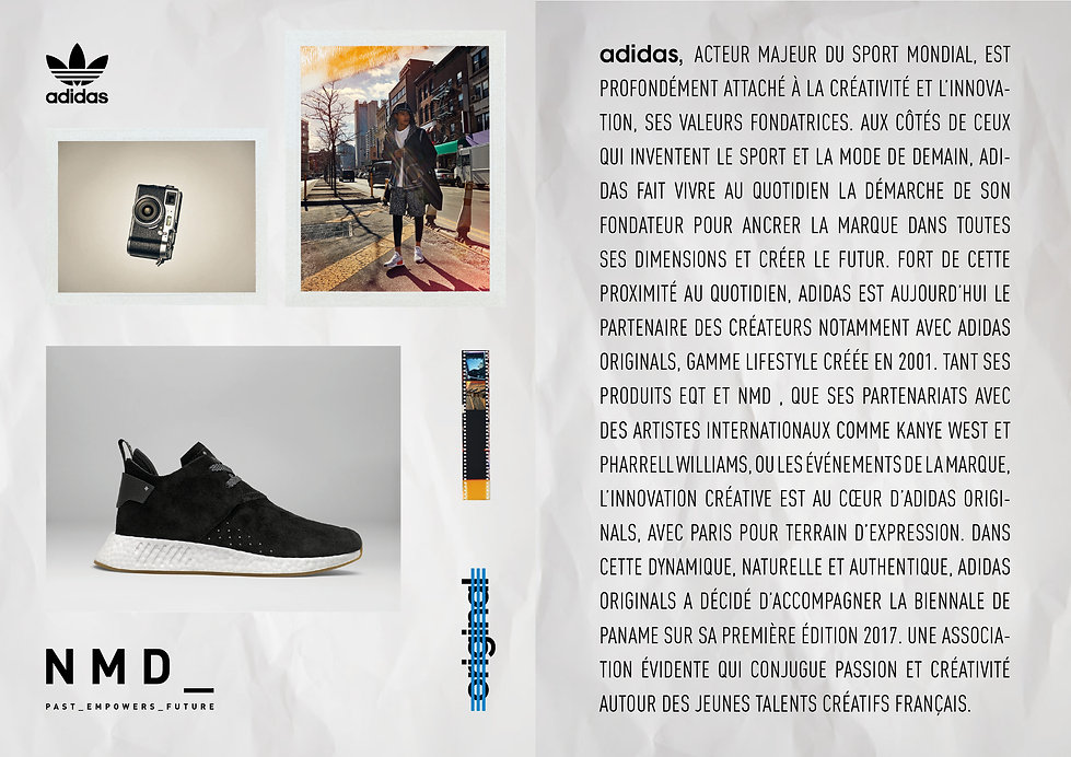 Adidas, Collaboration Adidas