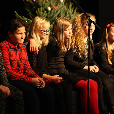 ROES - Kerstshow 2016