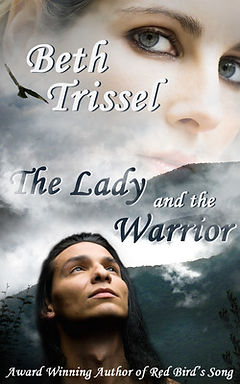 Cover for the Lady and the Warrior.jpg