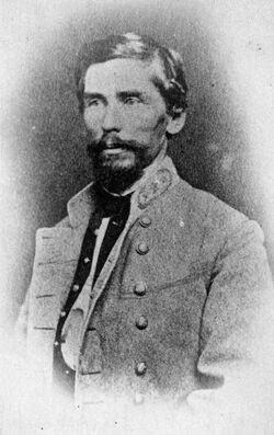 Brigadier General Patrick Cleburne