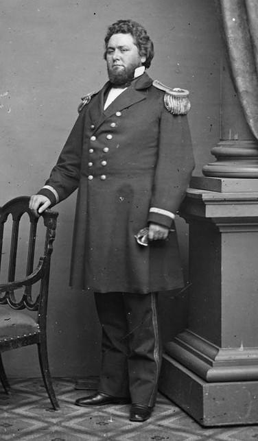 """Major General William """"Bull"""" Nelson"""