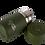 Thumbnail: Frank Green Ceramic Thermos Cup Khaki - Κεραμικό Ποτήρι Θερμός 295ml