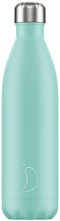 Μπουκάλι Θερμός Chilly's - Pastel Green 750ml