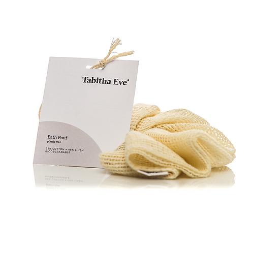 Organic Cotton Bath Pouf - Οικολογικό Σφουγγάρι Σώματος