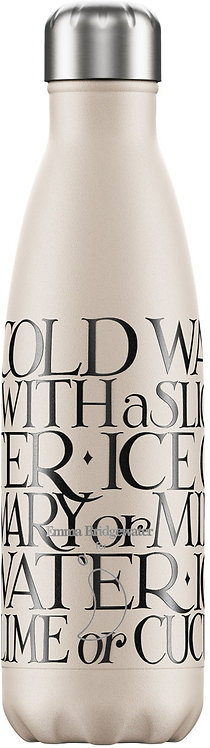 Μπουκάλι Θερμός Chilly's - E.B Toast 500ml