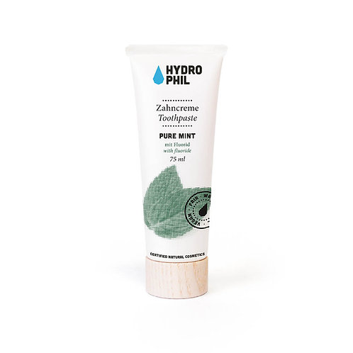 Hydrophil Pure Mint Toothpaste - Φυσική Οδοντόκρεμα Μέντα