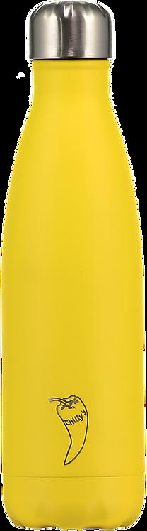 Μπουκάλι Θερμός Chilly's - Burnt Yellow 500ml