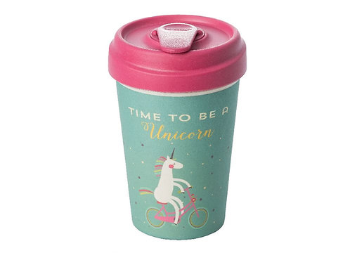Eco BambooCup - Time For Unicorns