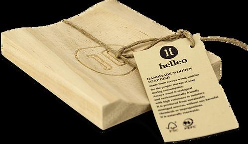 Helleo Ξύλινη Σαπουνοθήκη