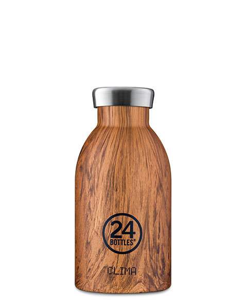 24 Bottles Clima - Sequoia Wood 330ml