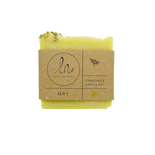 May - The Chamomile Soap