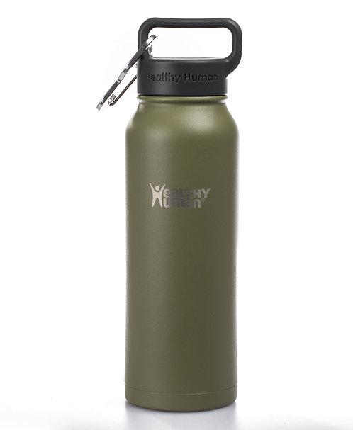 Healthy Human 21oz Stein - Olive Μπουκάλι Θερμός 621ml