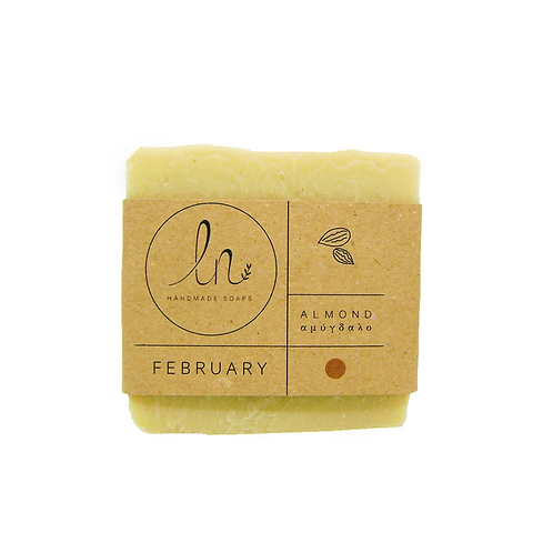 February - The Almond Soap