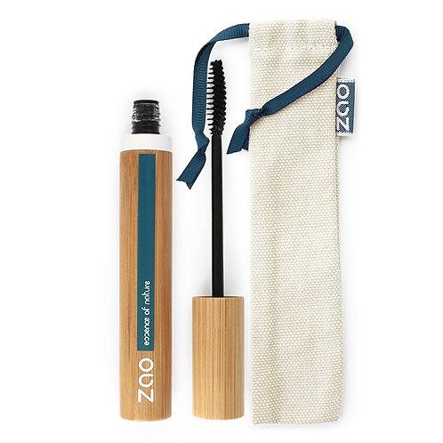 ZAO Mascara Volume & Sheathing Ebony - Βιολογική Μάσκαρα Μαύρη