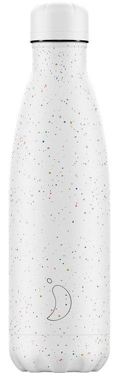 Μπουκάλι Chilly's - Speckled White  500ml