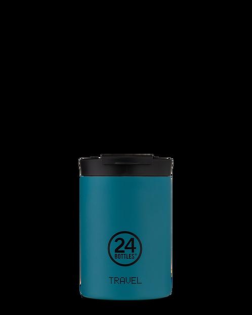 24 Bottles Travel Tumbler Tuxedo Atlantic Bay - Ποτήρι Θερμός 350ml