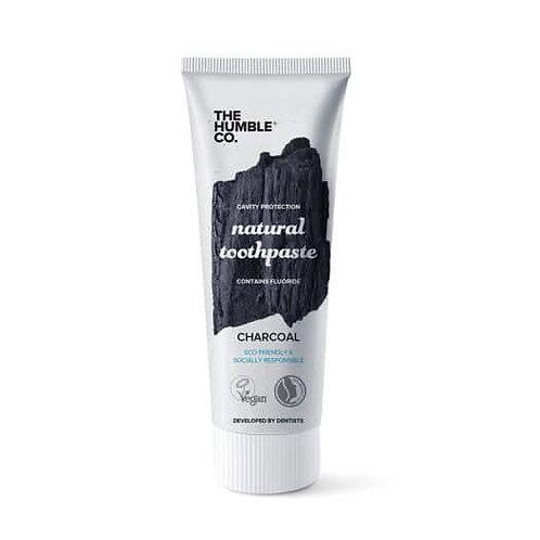 The Humble Co. Toothpaste Charcoal - Οδοντόκρεμα με ενεργό άνθρακα