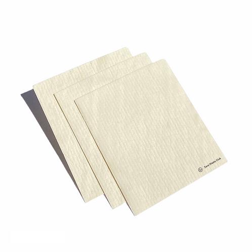 Reusable Kitchen Towel Pack of 3 - Πανί Καθαρισμού Τύπου Wettex 3 τμχ