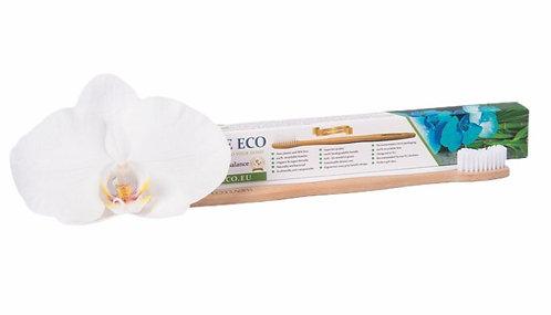 Οδοντόβουρτσα Μπαμπού ILoveEco Bamboo Toothbrush Super White - Medium