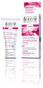 Lavera 24h Moisturizing Face Cream - 24ωρη Ενυδατική Κρέμα Προσώπου