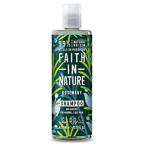 Faith In Nature Shampoo Rosemary - Σαμπουάν Δενδρολίβανο
