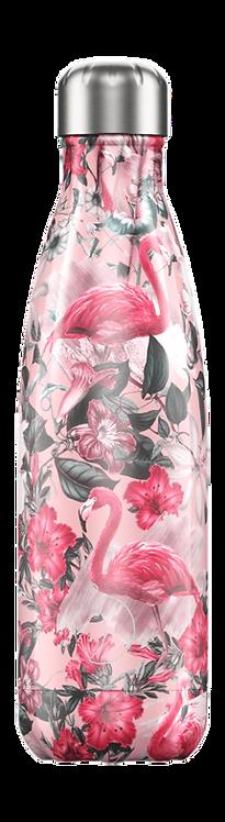 Μπουκάλι Θερμός Chilly's - Flamingo 500ml