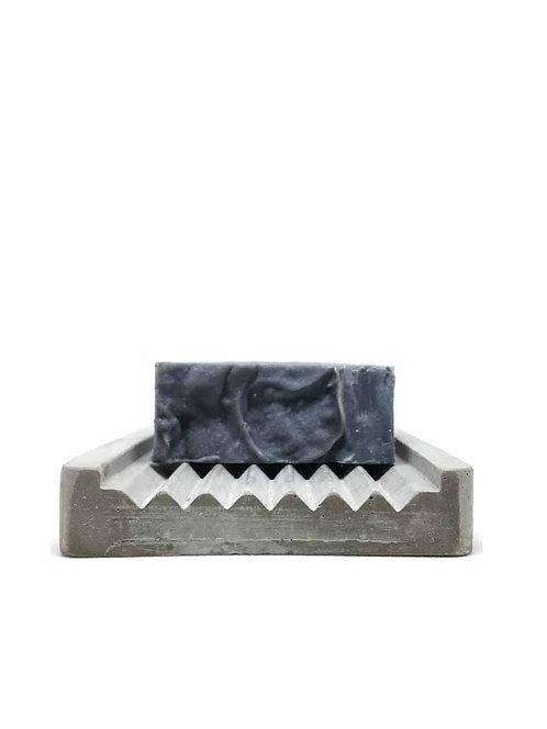 Sillage Cement Soap Holder Wave - Χειροποίητη Βάση Σαπουνιού Από Τσιμέντο