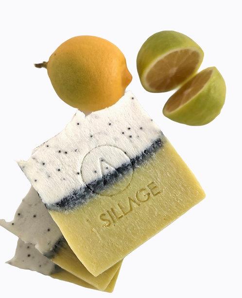 Sillage Soap - Χειροποίητο Σαπούνι Με Λεμόνι Και Λεμονόχορτο