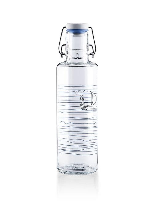 Soulbottle Γυάλινο Μπουκάλι 0.6L - Heimat Wasser