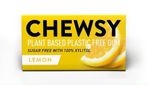 Chewsy - Plastic Free Chewing Gum Lemon