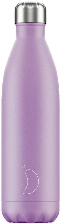 Μπουκάλι Θερμός Chilly's - Pastel Purple 750ml