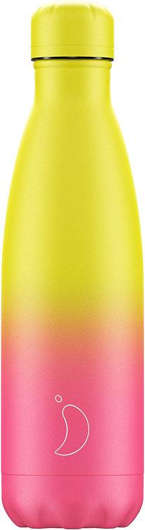 Μπουκάλι Θερμός Chilly's - Gradient Neon 500ml