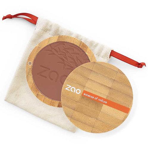 ZAO Compact Blush - Βιολογικό Ρούζ 321 Brown Orange