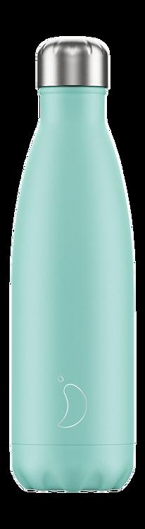 Μπουκάλι Θερμός Chilly's - Pastel Green 500ml