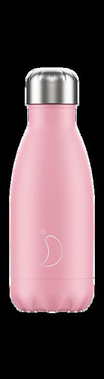 Μπουκάλι Θερμός Chilly's - Pastel Pink 260ml