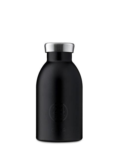 24 Bottles Clima - Tuxedo Black 330ml