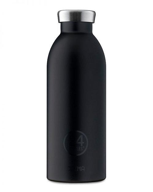 24 Bottles Clima - Tuxedo Black 500ml