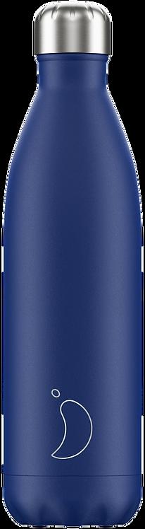 Μπουκάλι Θερμός Chilly's - Blue Matte 750ml