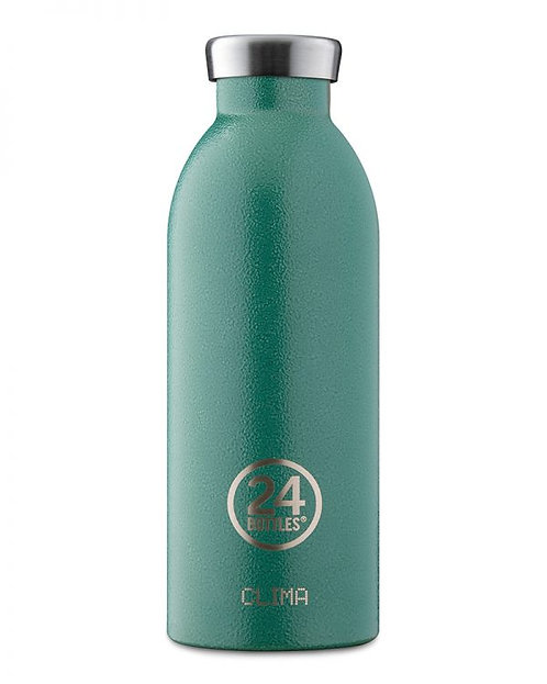 24 Bottles Clima Rover Collection - Moss Green 500ml
