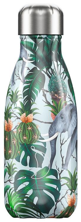 Μπουκάλι Θερμός Chilly's - Tropical Elephant 260ml