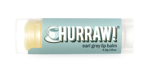 Hurraw! Balm, Lip Balm - Earl Grey