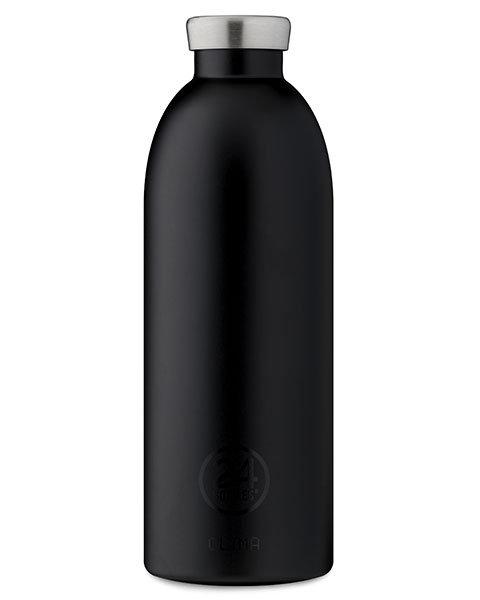 24 Bottles Clima - Tuxedo Black 850ml