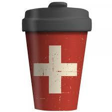 Eco BambooCup - Swiss