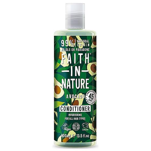 Faith In Nature Conditioner Avocado - Μαλακτική Με Έλαιο Αβοκάντο