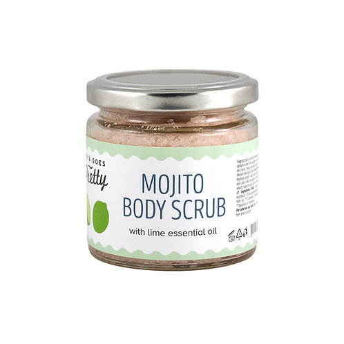 Zoya Goes Pretty Mojito Body Scrub - Scrub Σώματος Mojito