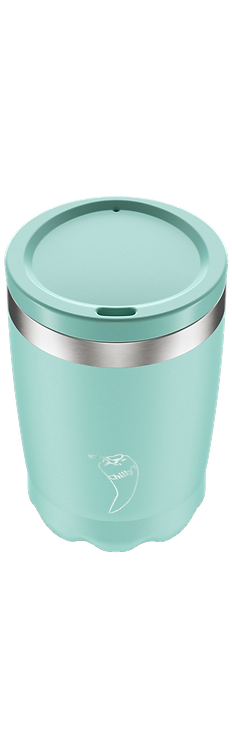 Coffee Cup Chilly's - PASTEL GREEN   340ML