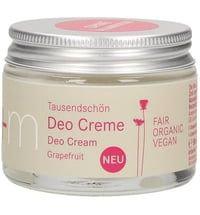 Grapefruit Deo Cream i+m Plastic Free - Φυσικό Αποσμητικό Γκρέιπφρουτ