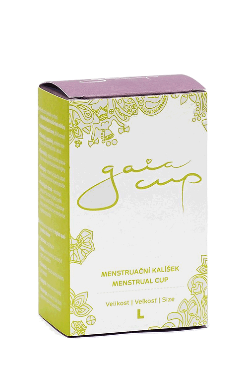 Gaia Menstrual Cup Large - Κύπελλο Περιόδου