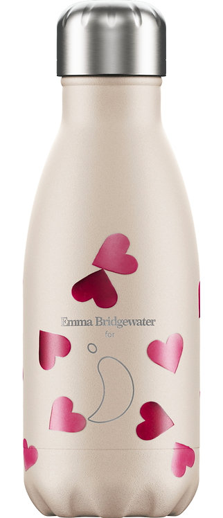 Μπουκάλι Θερμός Chilly's - E.B Hearts 260ml
